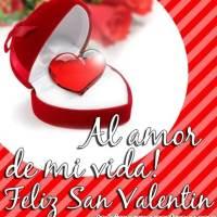 Imágenes con frases de Feliz San Valentín