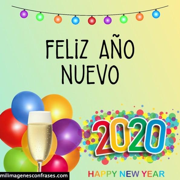 imágenes año nuevo 2020