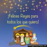 Reyes magos: Imágenes con frases