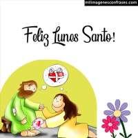 Imágenes de Feliz Lunes Santo para descargar gratis