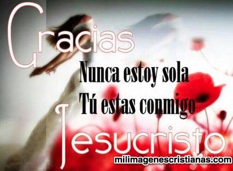 imagenes cristianas de jesus esta conmigo siempre