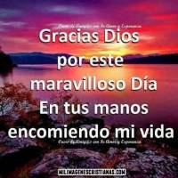 Imágenes Cristianas: Gracias Dios por este maravilloso día