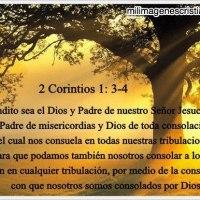 Bendito sea el Dios y Padre de nuestro Señor Jesucristo