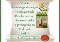 Imágenes cristianas de Dios bendice mi casa y mi familia