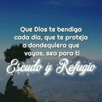 Que Dios te bendiga cada día y te proteja
