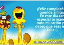 ¡Feliz cumpleaños querida amiga! – Imágenes de cumpleaños gratis