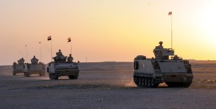 "BDF M113A2 and AIFV-B-C25 IFVs preparing for ""Northern Thunder"""