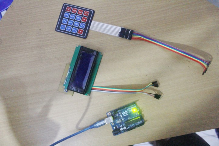 arduino, keypad, lcd, wires (Small)