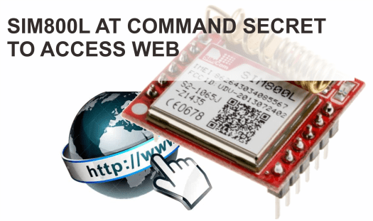 SIM800L HTTP request