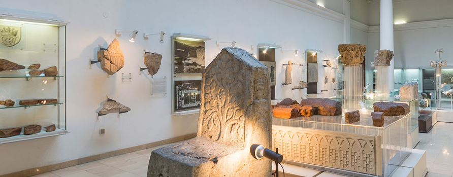 Archeological department of National Museum of Bosnia and Herzegovina. Picture from zemaljskimuzej.ba.