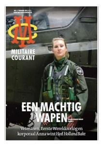 Militaire Courant editie februari 2019