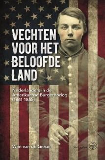 Cover van Vechten voor het Beloofde Land van Wim van de Giesen