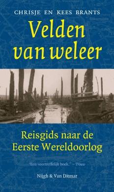 Cover van Velden van Weleer van Chrisje en Kees Brants