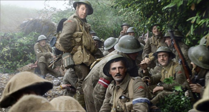 they shall not grow old documentaire peter jackson eerste wereldoorlog