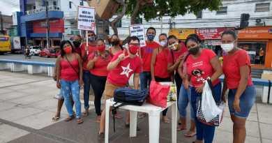 DAP no bairro de Pirajá