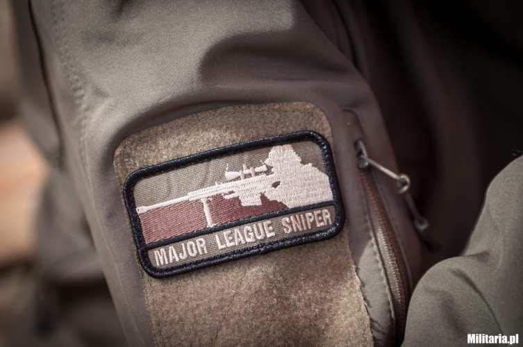 Morale Patch - Major League Sniper