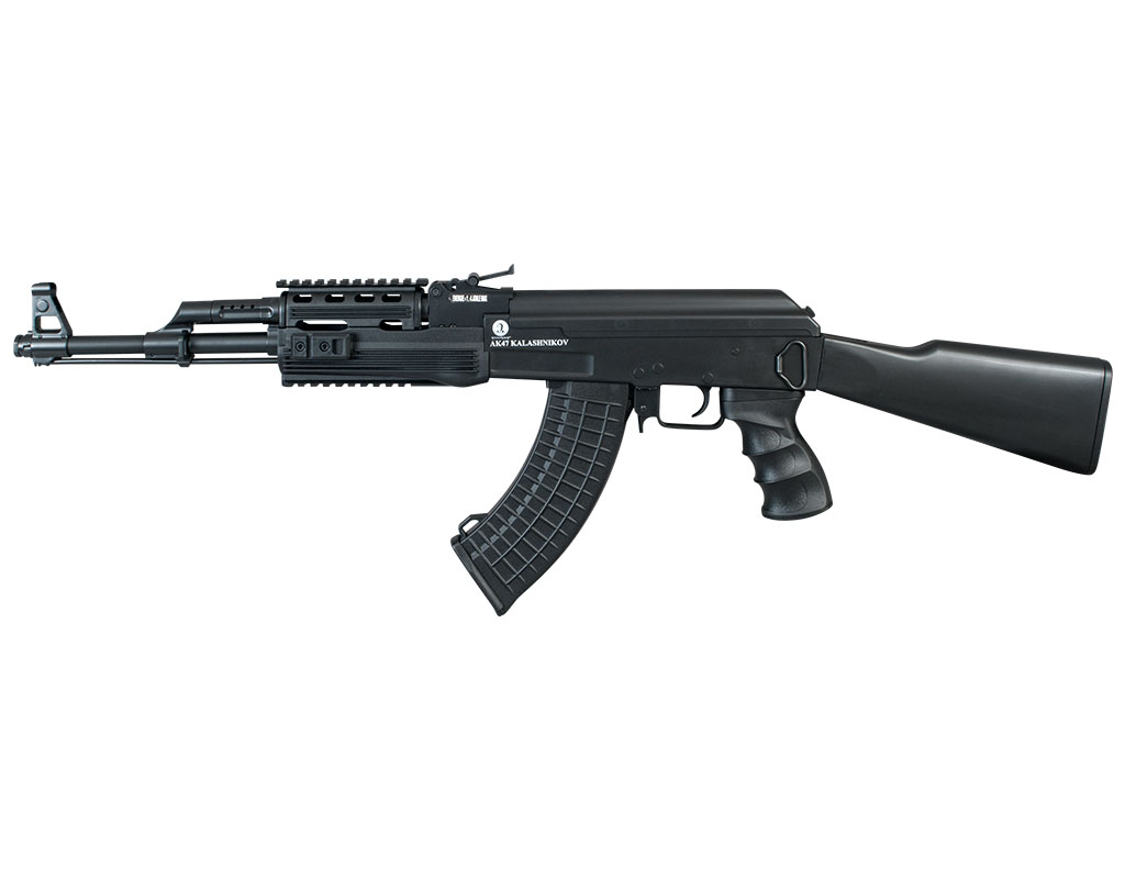 Karabinek szturmowy AEG Cybergun AK47 Tactical
