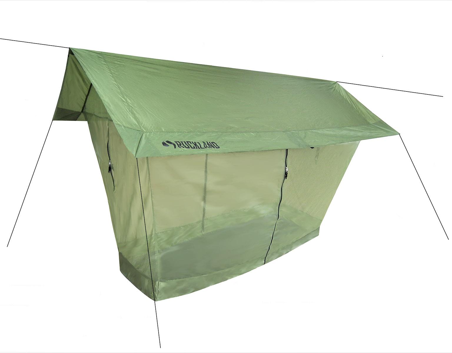 Namiot hamakowy