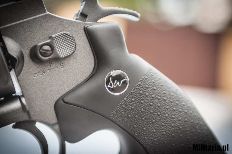 """Dan Wesson 8"""" rewolwer asg action sport games"""