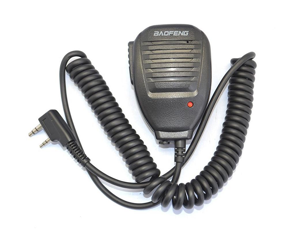 Mikrofonogłośnik Baofeng (MIKRFG UV-5R/6R/UV8HX/BF888)