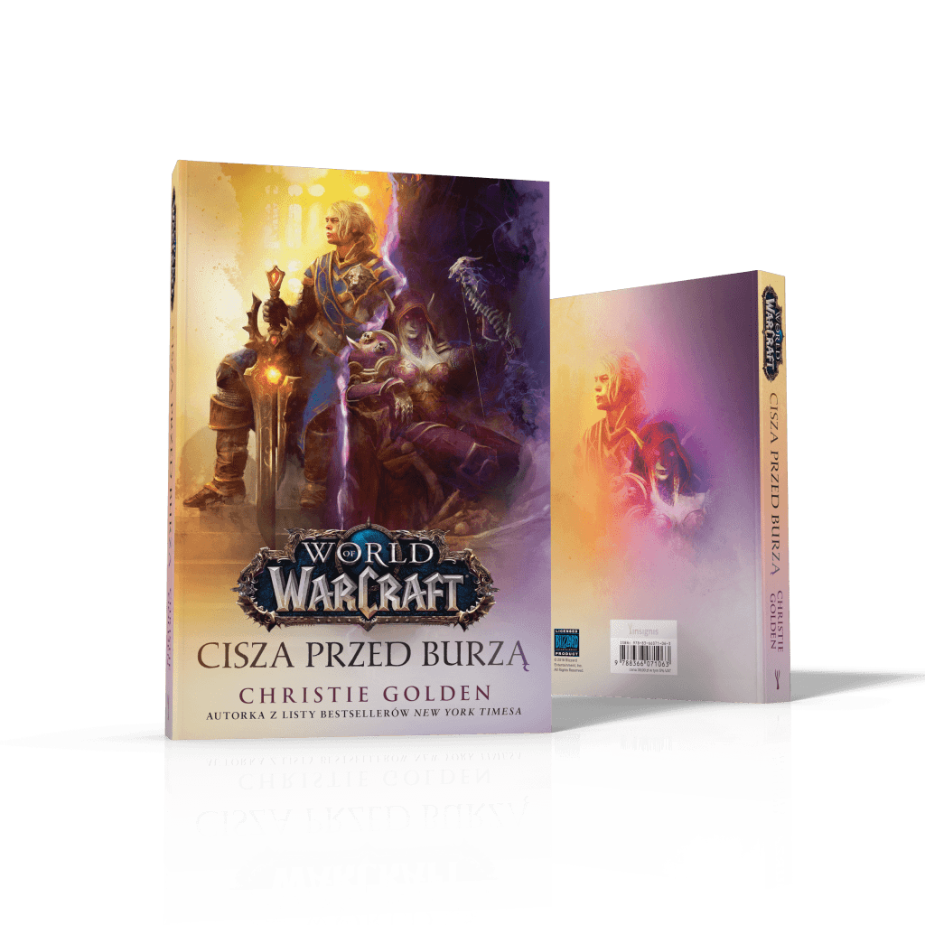 Christie Golden World of Warcraft: Cisza przed burzą