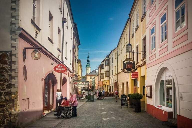 Moravska Trebovna