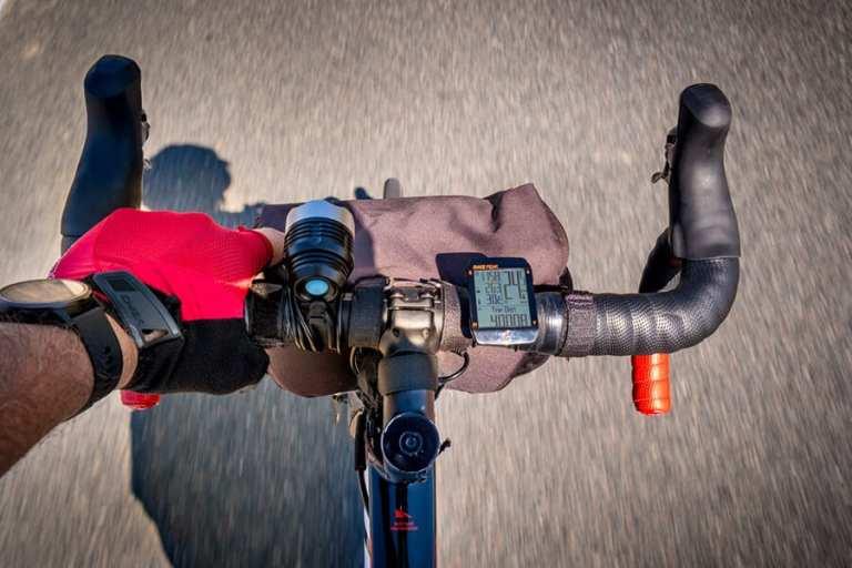 529,5 km na rowerze w dwa dni droga 5
