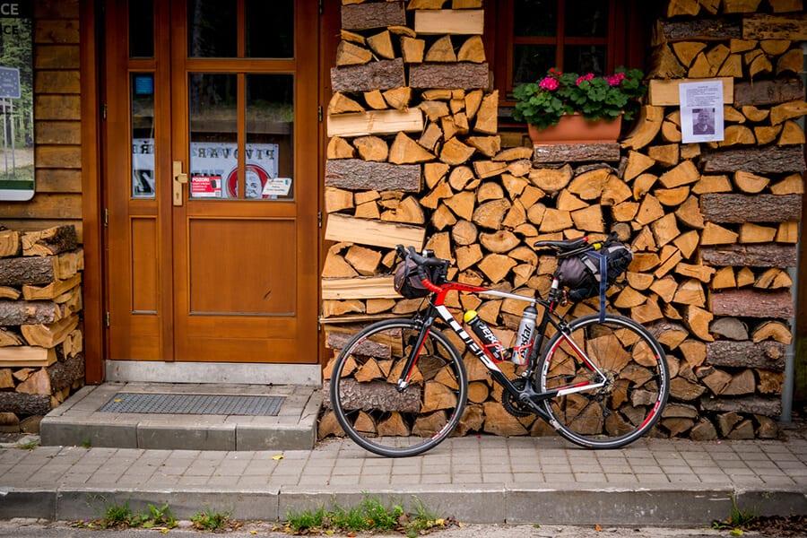 529,5 km na rowerze w dwa dni co ze sobą zabrać