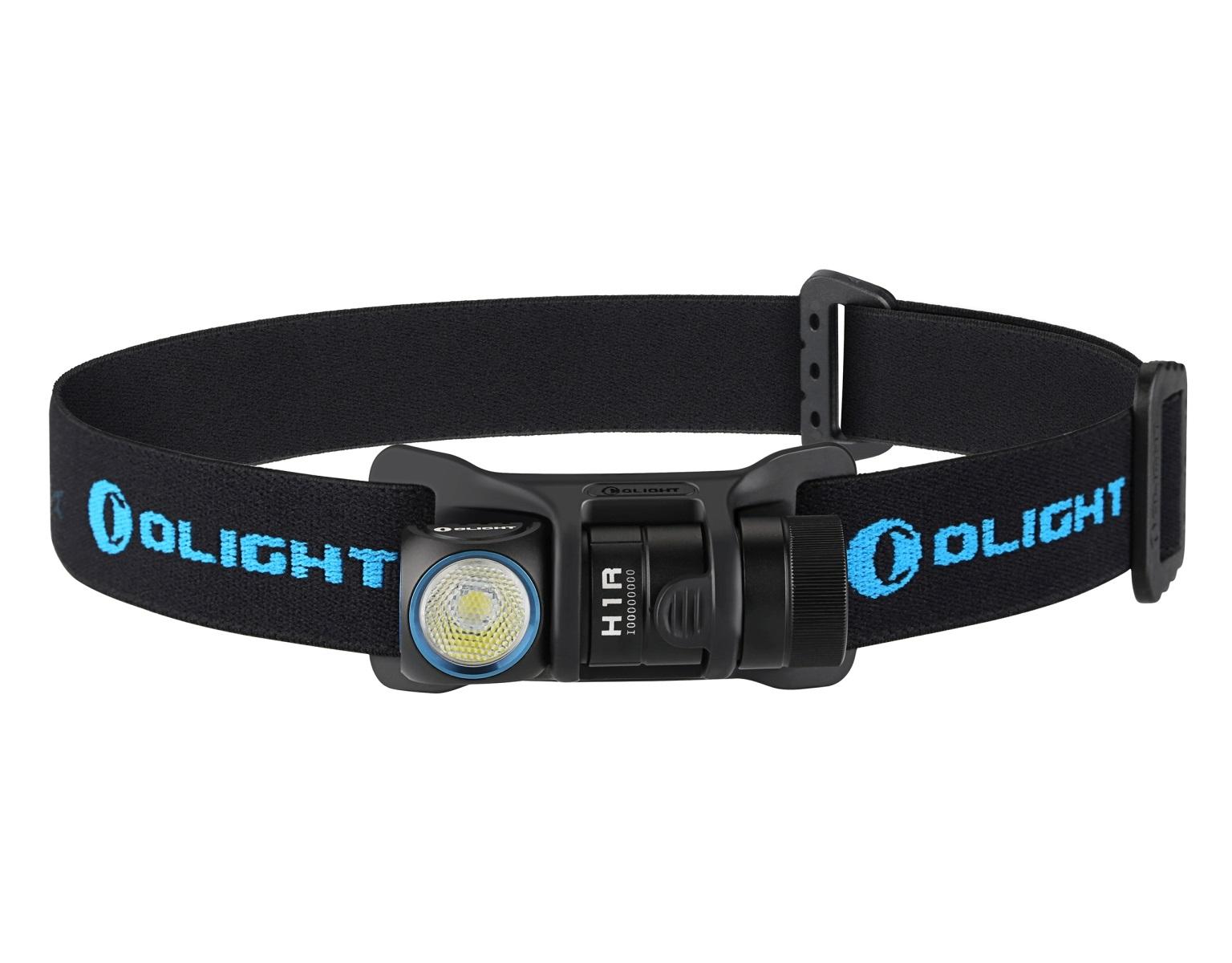 Olight H1R Nova Cool White - 600 lumenów