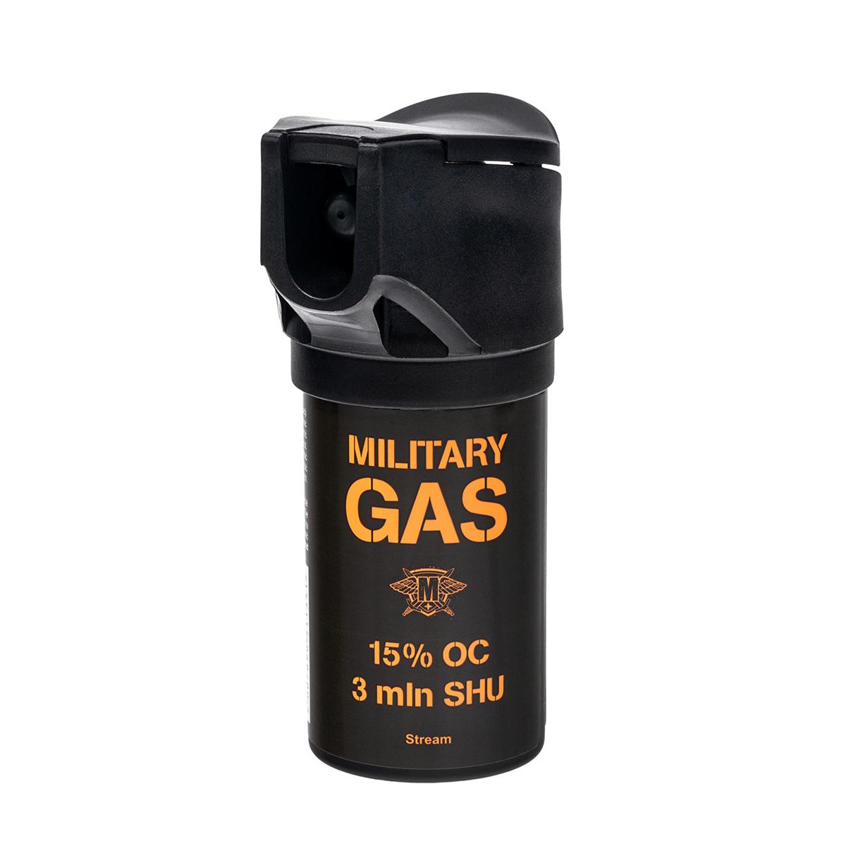 najmocniejsze gazy pieprzowe