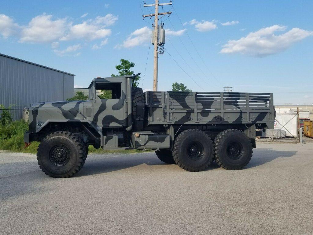 Harsco / BMY 5 Ton Military Truck for sale