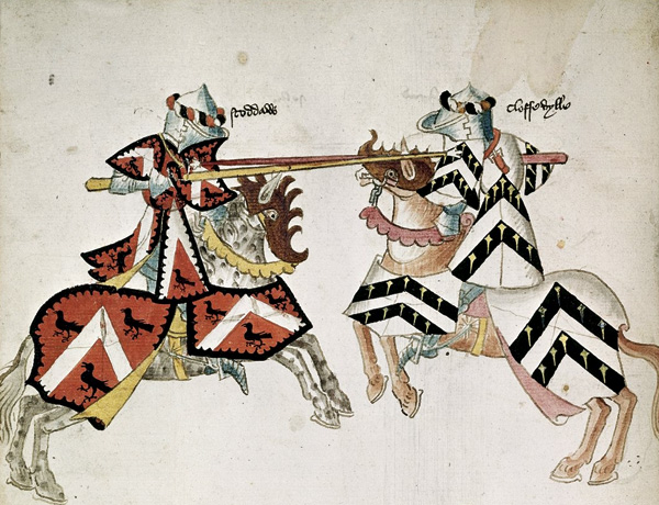 TOP FIVE: Medieval Weapons