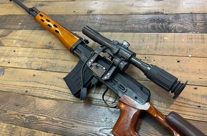 Military-Rexの買取情報『RS SVD ドラグノフ スコープセット 』