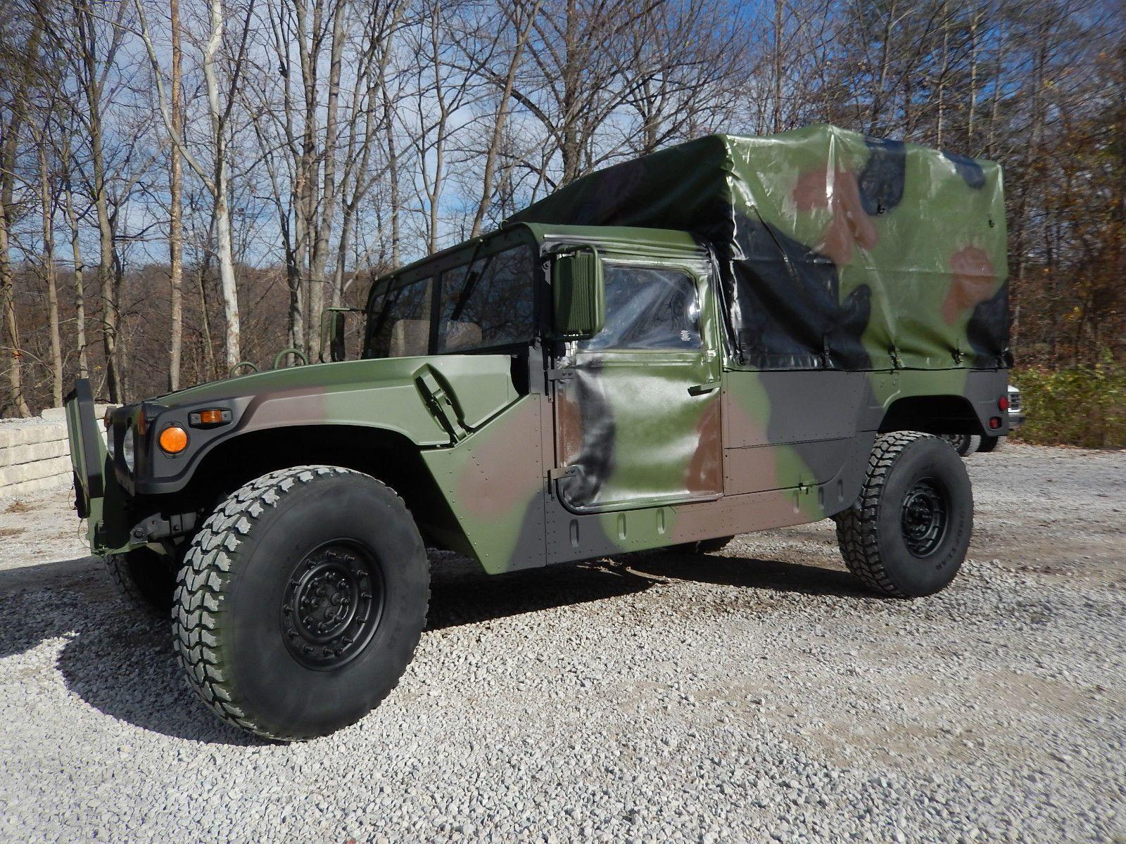 1994 M998 Humvee 2 man soft top AM General for sale