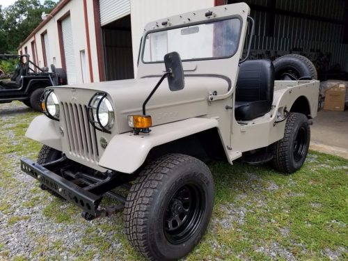 small resolution of made by mitsubishi 1987 willys jeep cj3b military
