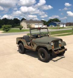 needs restoration 1952 jeep m38a1 military [ 1024 x 768 Pixel ]