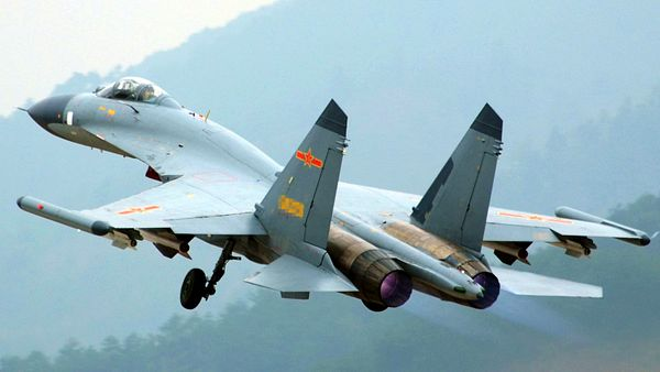 Shenyang J-16 - The sword and the most dangerous 4++ generation fighter of the Chinese Air Force - Military-wiki