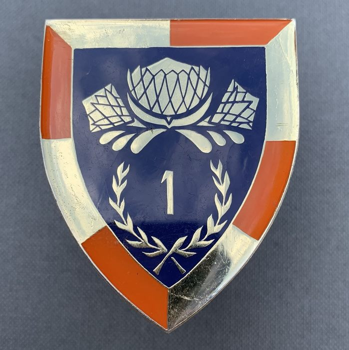 SADF South Africa 1 Special Service Battalion Flash Badge
