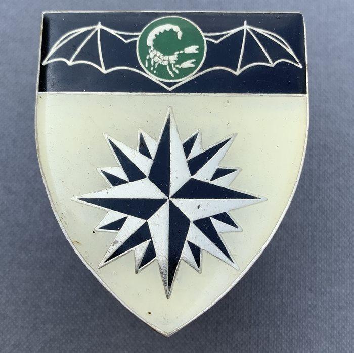 2 RECCE Regiment South Africa PARA COMMANDO Airborne SCORPION Flash Badge