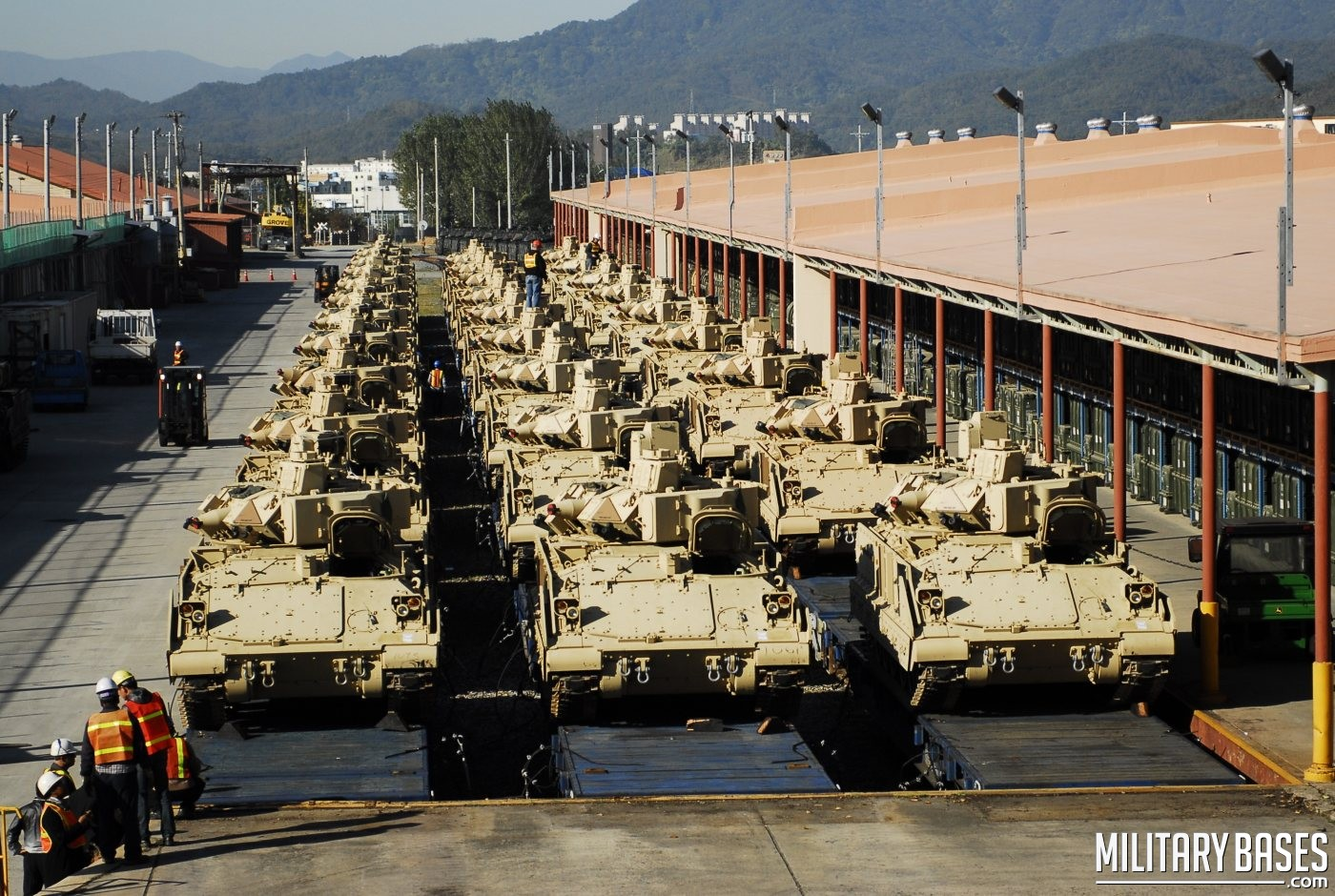 Order online and track your order live. Camp Carroll Army Base in Daegu City, South Korea