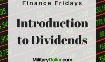 Introduction to Dividends