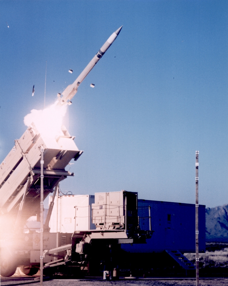 Work How Patriot Missiles