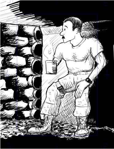 Illustration by Michael Sutherland