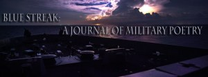 Blue Streak: A Journal of Military Poetry, Vol. 2 Release