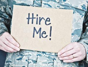 Careers for Military Veterans