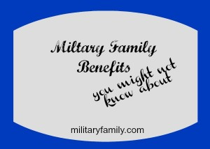 benefits for military