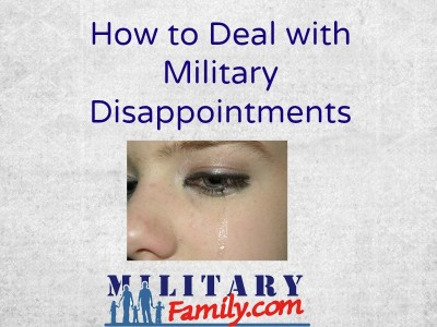 military disappointments