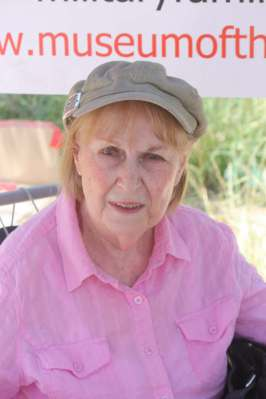Joan Olson closeup