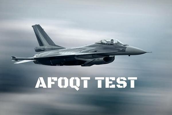 AFOQT TEST