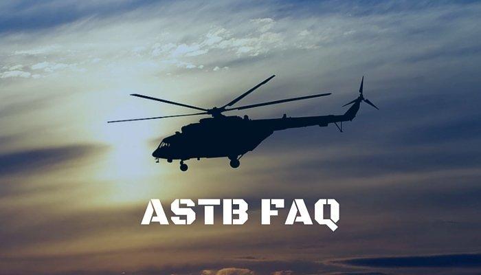 ASTB FAQ